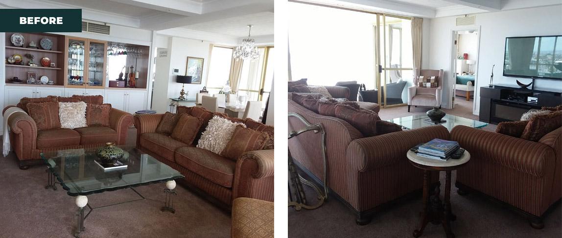 loungeroom renovations