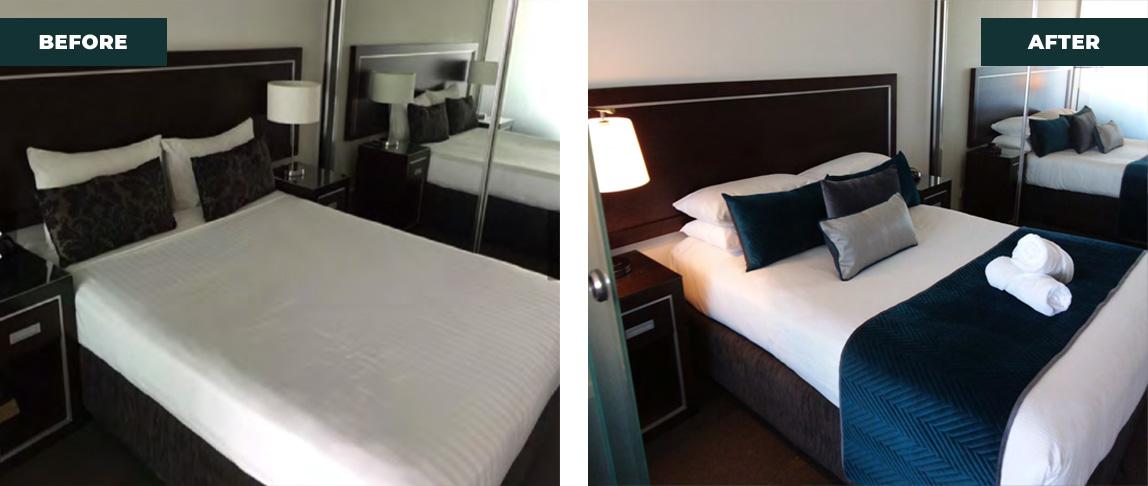 design nicer beds